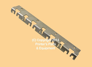 Paper Stop AB Dick 385 8-3/4 inches Long_Printers_Parts_&_Equipment_USA