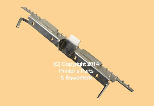Head Clamp Only for AB Dick 9800 Pin Bar Mount_Printers_Parts_&_Equipment_USA