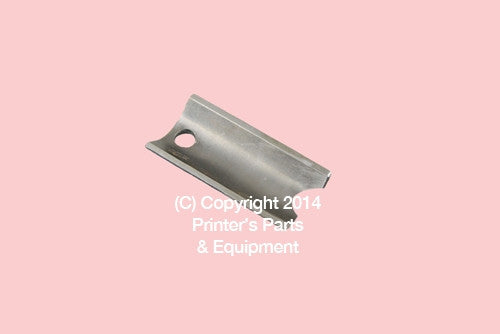 3/8 inch R10 10mm Round Corner Blade for LIHIT_Printers_Parts_&_Equipment_USA