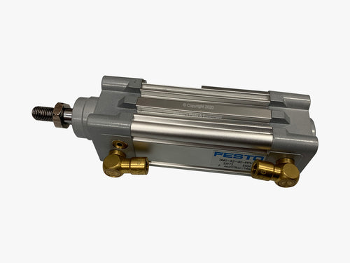 Pneumatic Cylinder for Heidelberg SM72, SM102 HE-00-580-1017_Printers_Parts_&_Equipment_USA