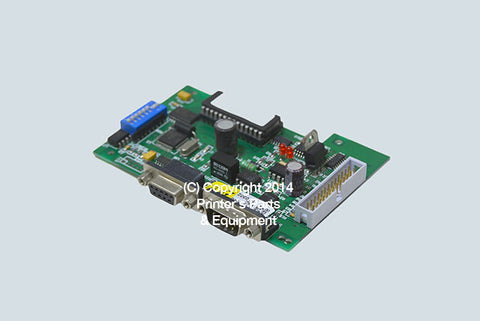 Board for Technotrans Unit HE.08.12.200_Printers_Parts_&_Equipment_USA