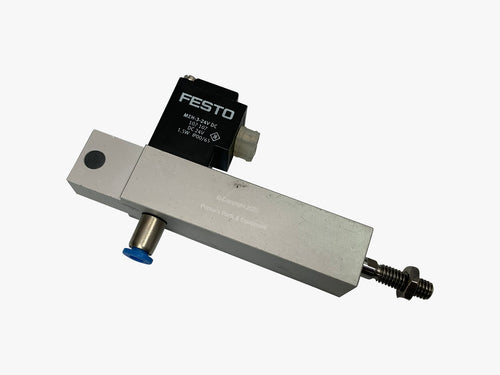 Pneumatic Cylinder For Heidelberg HE-61-184-1141_Printers_Parts_&_Equipment_USA