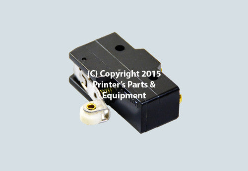 Snap Switch 15A 125 250 or 180 VAC 00.780.0279_Printers_Parts_&_Equipment_USA