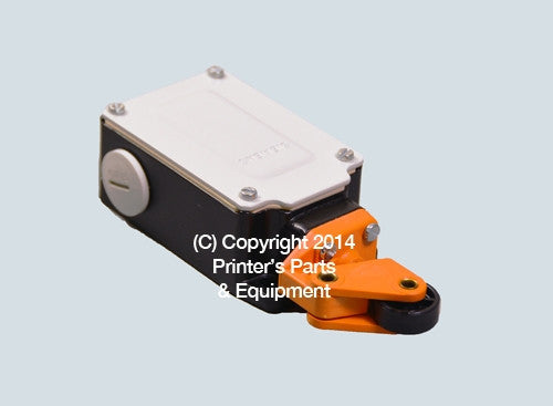 Heidelberg Parts Limit Switch Slow Action for GTO & M Series_Printers_Parts_&_Equipment_USA