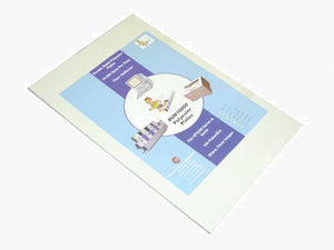 "Run10000 Polyester Laser Plate 10""x15"" - 13""x19 7/8""_Printers_Parts_&_Equipment_USA"