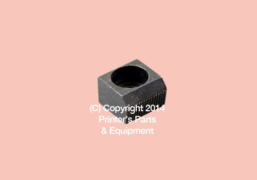 Impression Cylinder Pad Hardened Roland MB/RPIIB_Printers_Parts_&_Equipment_USA