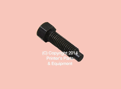 Plate Clamp Bolt 46mm Long Roland RPIIB_Printers_Parts_&_Equipment_USA