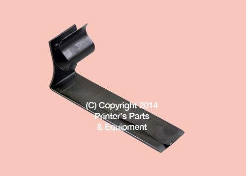 Smoother Clamp Near Front Lay Short Roland RPIIB / ULTRA / M.B._Printers_Parts_&_Equipment_USA