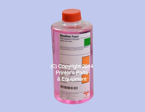 Fountain Concentrate for Run-10000 Laser Polyester Plates_Printers_Parts_&_Equipment_USA