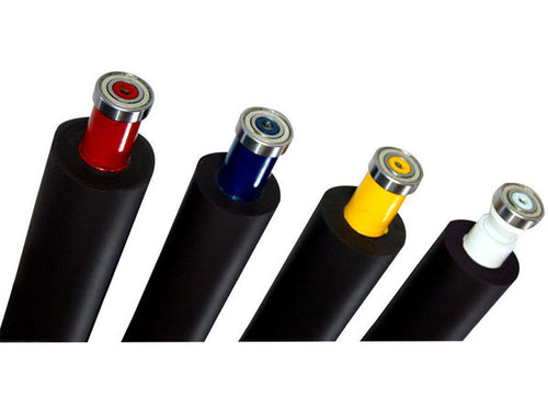 Ink Form & Alcolor Dampening Rollers For Heidelberg PM74 Set of 12_Printers_Parts_&_Equipment_USA