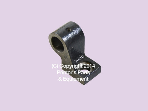 Center Bracket for Impression Transfer Cylinder Shaft