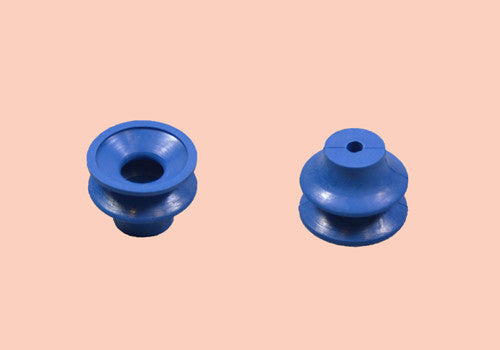 Rubber Suckers #109 Blue Pitney Bowes 20-04-071 Qty 12_Printers_Parts_&_Equipment_USA