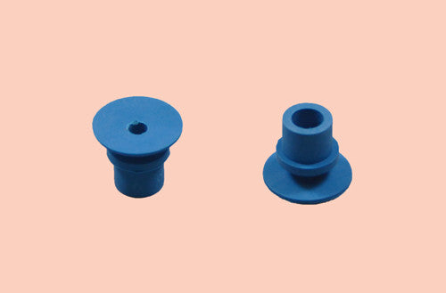 Rubber Suckers Setmaster and Col-Tec Collators Blue #126A Qty 12_Printers_Parts_&_Equipment_USA