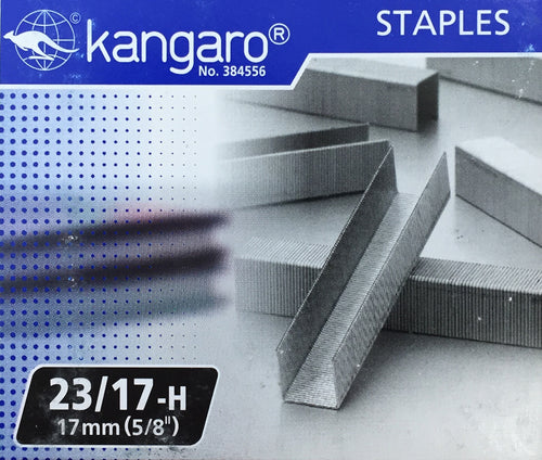Replacement Staples 23/17 (5/8