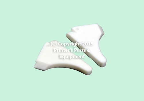 Teflon Seals for Kompac III System GTO46/52 & MO Set Of 2_Printers_Parts_&_Equipment_USA
