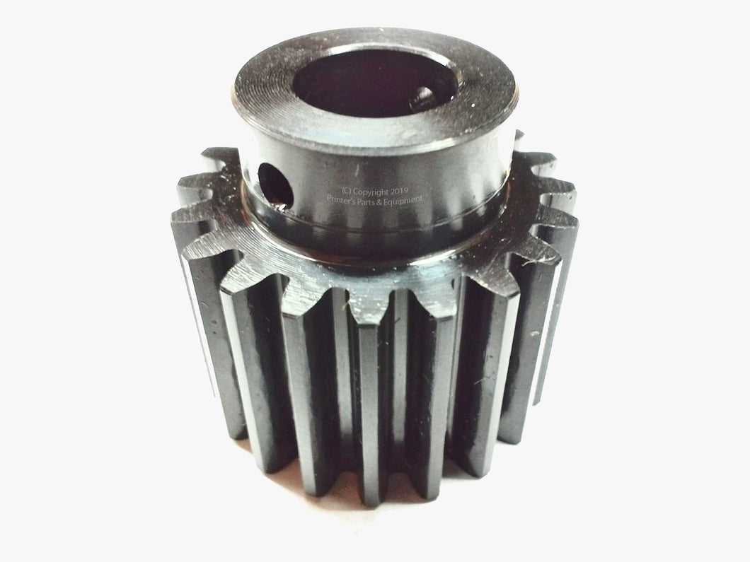 GEAR for AB DICK INK OSCILLATING ROLLER P-36524 / 73041_Printers_Parts_&_Equipment_USA