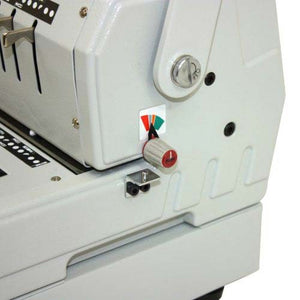 Akiles CoilMac ECI 4:1 Coil Binding Machine w/ Electric Inserter_Printers_Parts_&_Equipment_USA