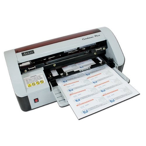 Akiles Full Bleed CardMac Plus Electric Business Card Slitter_Printers_Parts_&_Equipment_USA