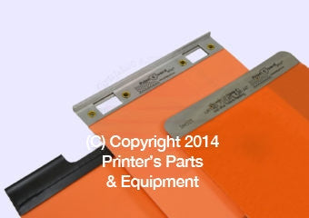 Printguard Transfer Cylinder Jacket for Heidelberg QM46 (QM46V)_Printers_Parts_&_Equipment_USA