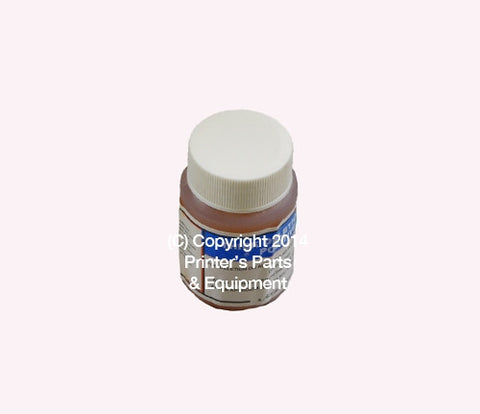 Negative Metal Plate Thick Deletion Gel