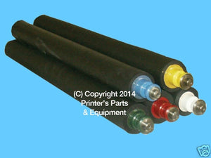 Water Form Roller for Heidelberg KORD64 Green Conventional Dampening System 64KD40_Printers_Parts_&_Equipment_USA