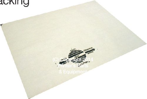 Sunpack Under Blanket 20×26.5x.016_Printers_Parts_&_Equipment_USA