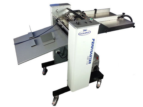 Count Perfmaster Air V3 Automatic Perforating And Scoring Machine