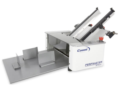 Count Perfmaster Sprint Perforating  & Scoring Machine
