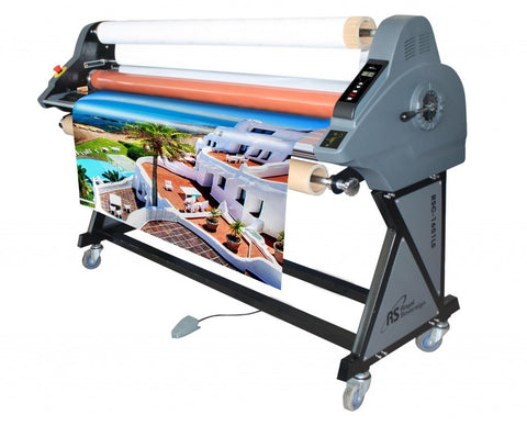 "Royal Sovereign RSC1651LS Cold Pressure 65"" Roll Laminator"