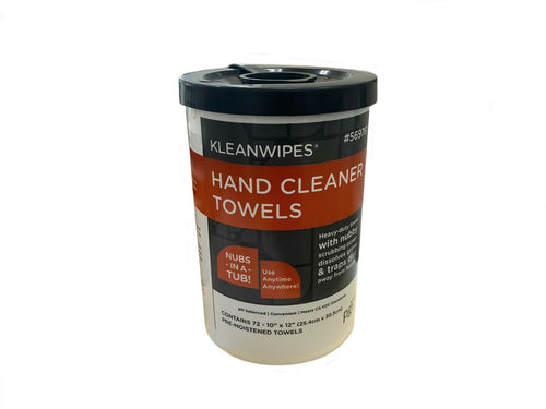 KLEANWIPES Hand Cleaner Towels Pre Moistened 72 Towels_Printers_Parts_&_Equipment_USA