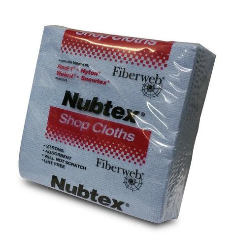 Nubtex Shop Cloths Bundle of 375 Wipes Pressroom Cleaning_Printers_Parts_&_Equipment_USA