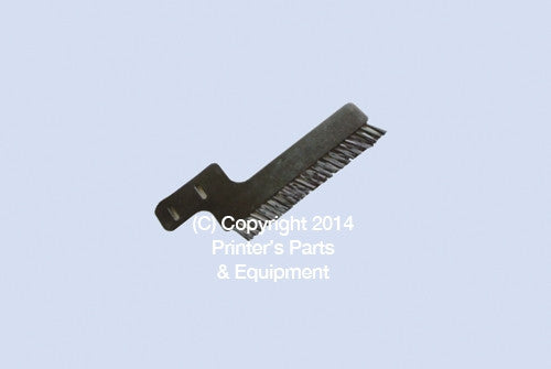 Brush Hold Down Wood Block for Muller Martini 0890-1007-3_Printers_Parts_&_Equipment_USA