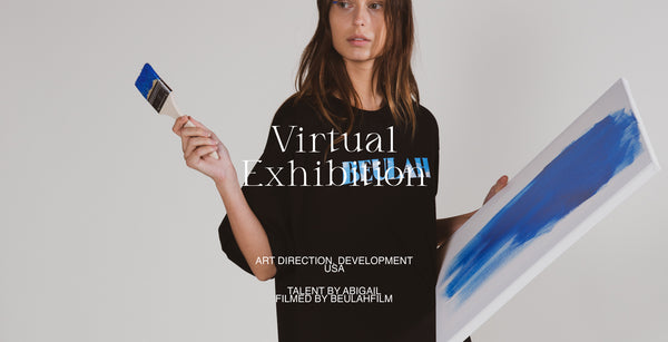 Virtual Exhibition. Fw20 DIgital Show Editorial