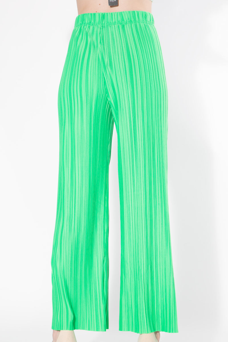 Spring Pleated Pants - Shop Beulah Style