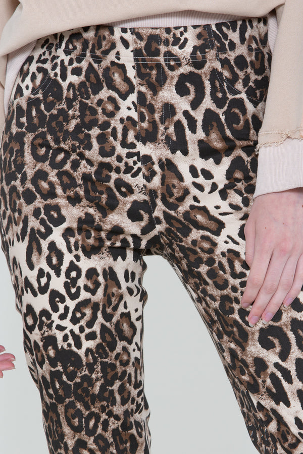 BEULAH EXCLUSIVE OP JEGGINGS - Shop Beulah Style