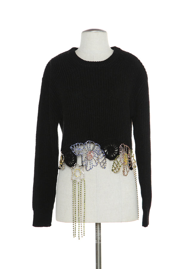 Jewelry Sweater - Shop Beulah Style