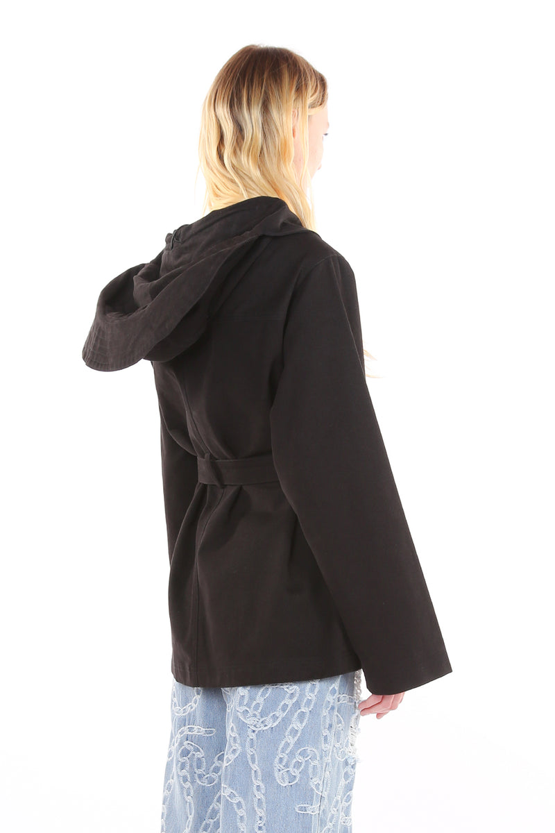 Utility Jacket with Sahara Hat - Shop Beulah Style
