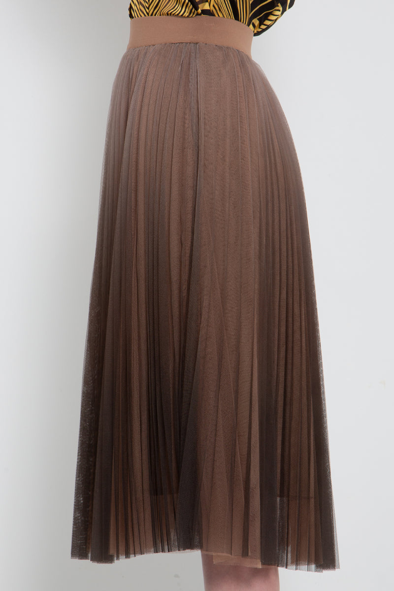 Tulle Ombre Skirt - Shop Beulah Style