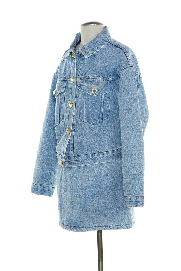 Denim Set - Shop Beulah Style