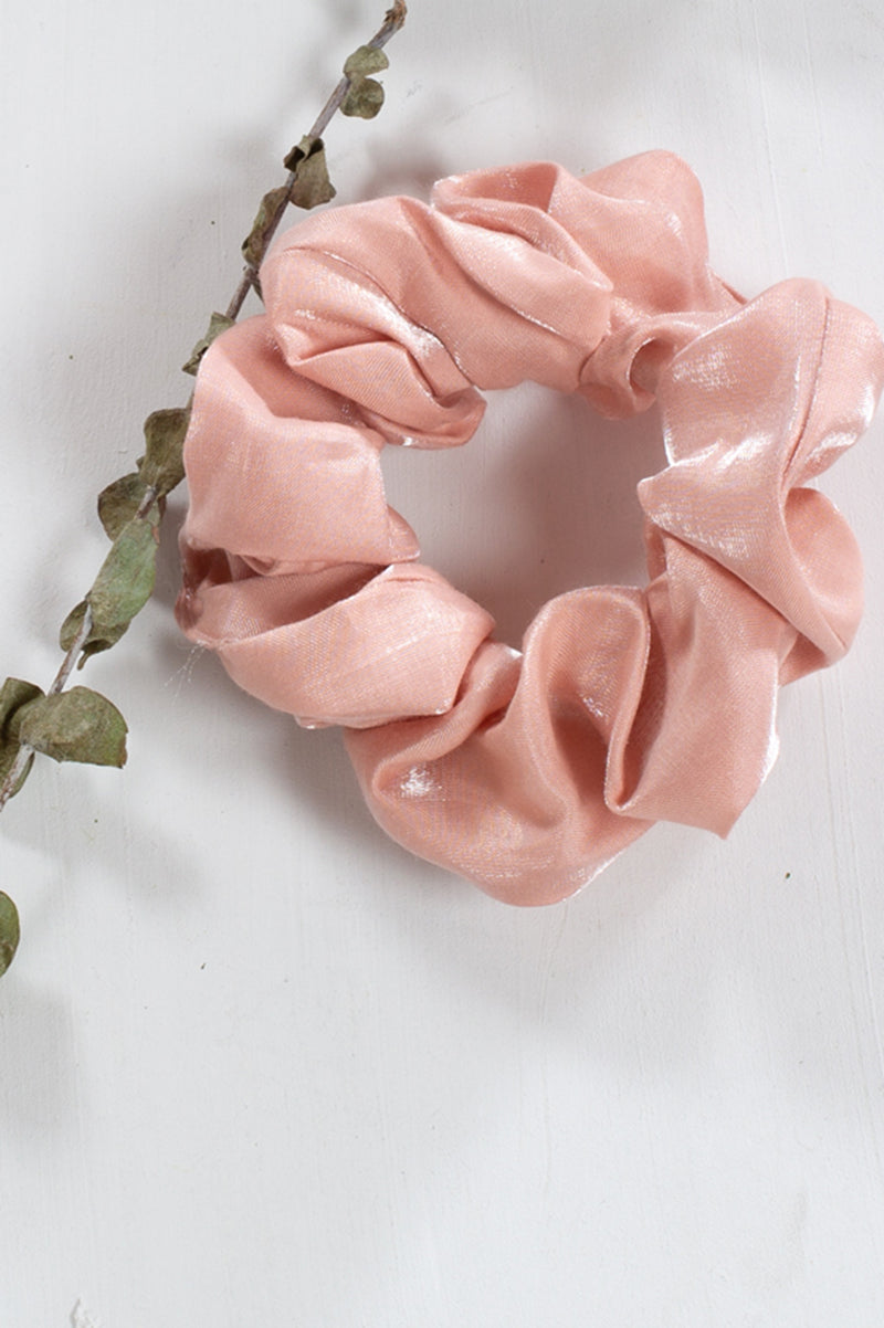 Irridescent Scrunchie - Shop Beulah Style