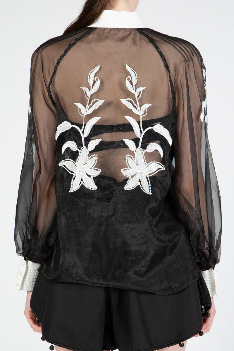 Embroidery Blouse - Shop Beulah Style