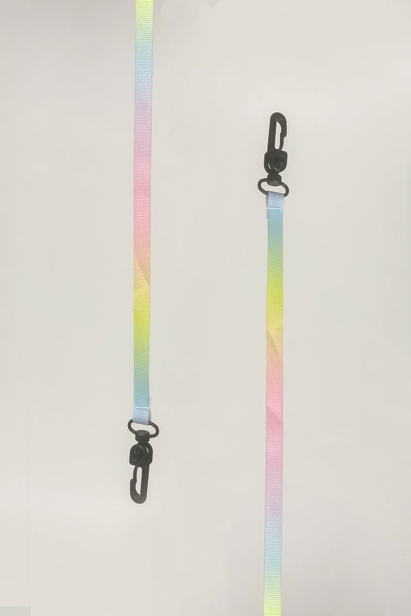 Rainbow Mask Lanyard - Shop Beulah Style