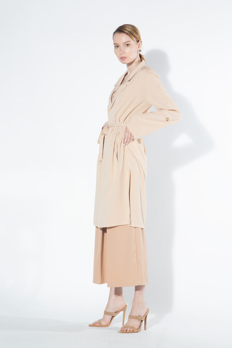 Sarah Trench Coat - Shop Beulah Style
