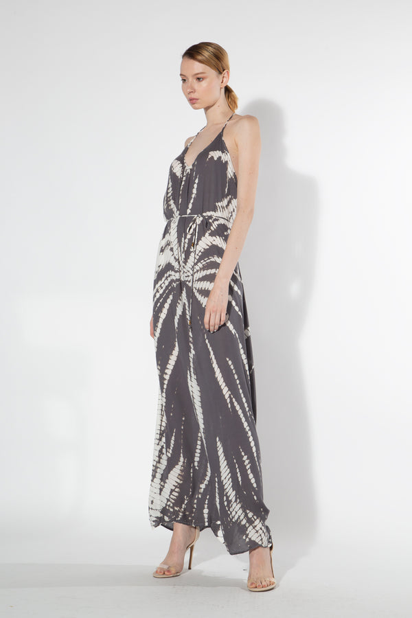 Tie Dye Shadow Dress - Shop Beulah Style