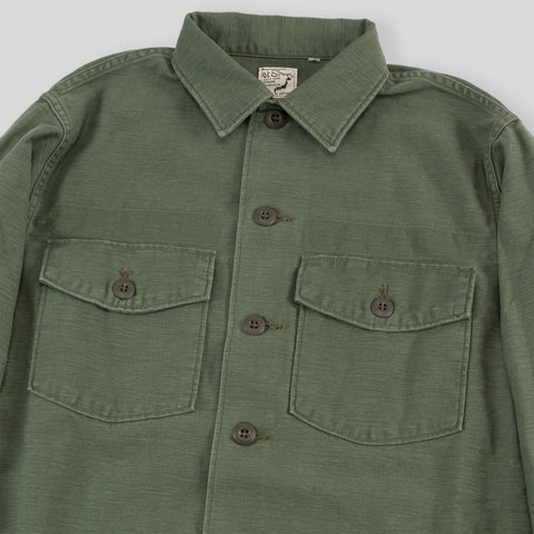 01-8045 Green US Army Shirt