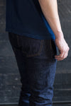 0306-V Tight Tapered Fit - 15.7oz Zimbabwe Cotton Selvedge