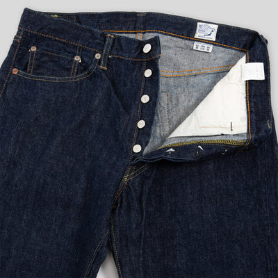105 Standard Fit Denim - One Wash