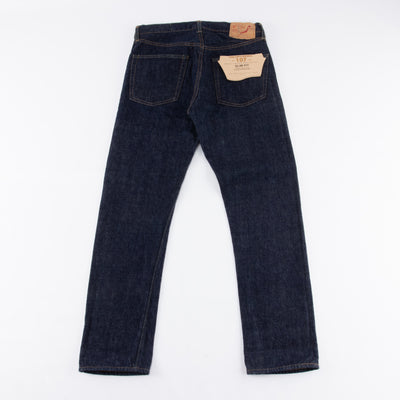 107 Ivy Fit Denim - One Wash