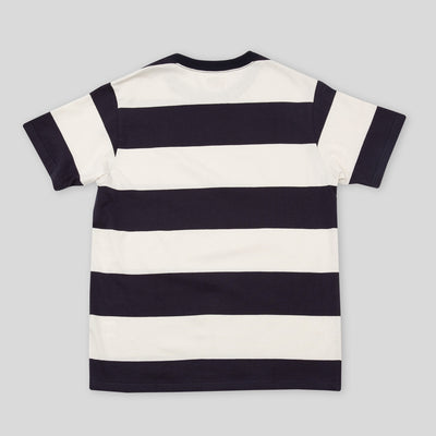 1950s Stripe Tee - Navy