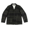 Anders Jacket - Military Wool/Linen Check